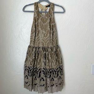NWT Romeo + Juliet couture fit and flare dress
